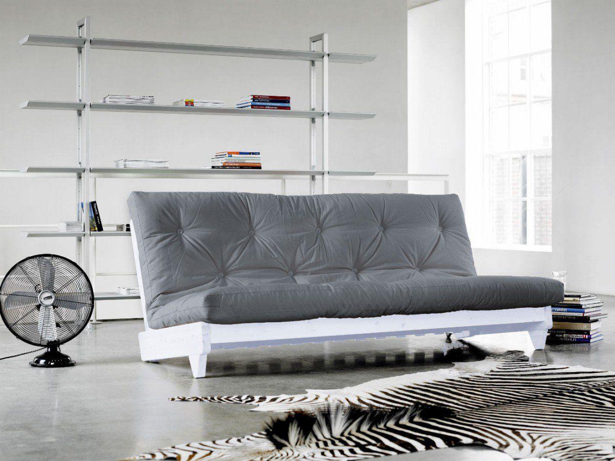 Poltrona Letto Futon : Divano letto futon fresh karup in legno bianco lettogiapponese