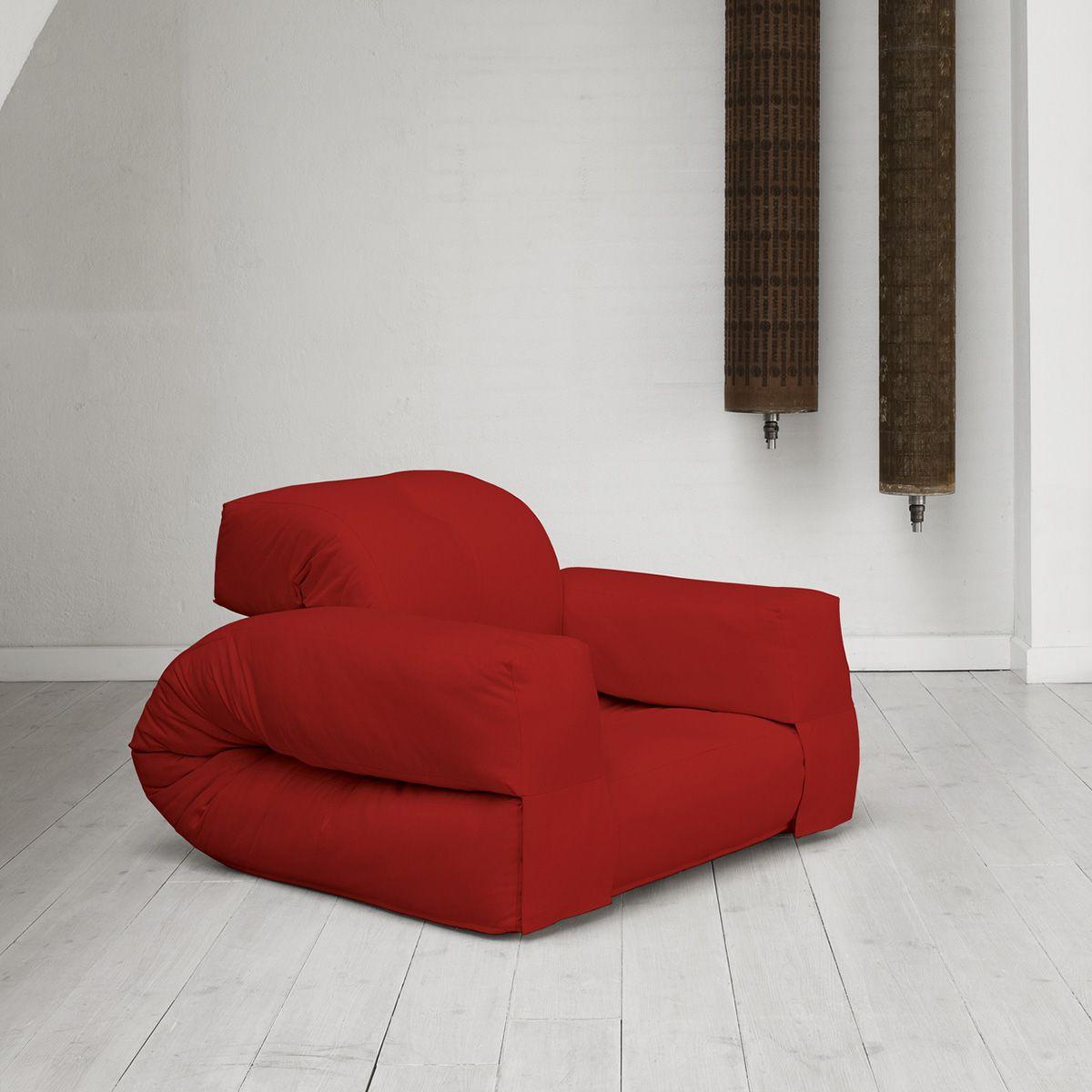 Poltrona letto futon hippo chair karup lettogiapponese com for Poltrona letto matrimoniale